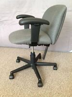 Adjustable Chair for Home or Office - in Good Condition! - $40
