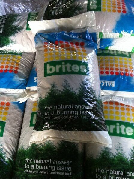Brites Wood Pellets Delivered Anywhere Also Bulkin Castlewellan, County DownGumtree - Brites Wood Pellets In 10kg Bags and One Ton Jumbo Bags. Also Bulk Pellets Blown in and Delivered in Small Rigid Blowing Lorry with Rear Lift Axle Delivered Anywhere in the UK and Ireland in 1 ton drops Discount given on Multiple Ton Drops Pellets...