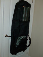 Great Father's Day Gift - New Travel Golf Bag - Lots of Storage