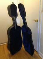 Carrying case for Cello
