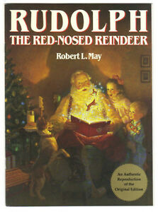 Rudolph The Red-Nosed Reindeer by Robert L. May Kitchener / Waterloo Kitchener Area image 1