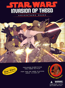 Star Wars: Invasion Of Theed Adventure Game Box