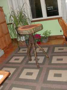 New hand made Live Edge Rustic Table London Ontario image 1