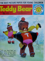 COLLECTION OF CLASSIC TEDDY BEAR MAGAZINES 1960S & 70S
