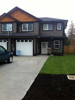 New 1/2 Duplex for Rent July 1st