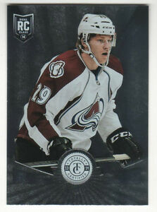 NATHAN MacKINNON 2013-14 TOTALLY CERTIFIED RC # 229 CARTE HOCKEY