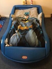 Little tikes roadster bed
