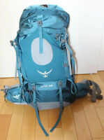 Sac à dos /Backpack Osprey - Ariel 65 – Small - Never used