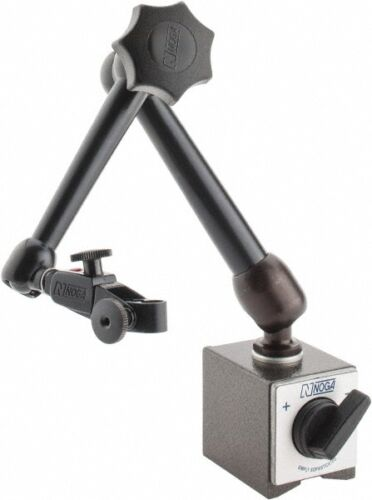 NOGA Magnetic Holding System Dial Indicator Base Holder MG61003 NEW Metal Lathe