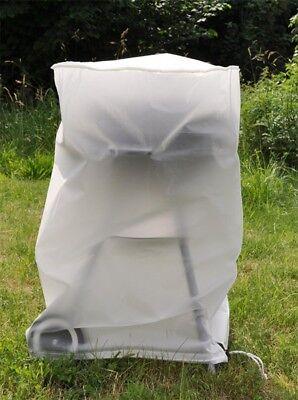 Grillabdeckplane Schutzhülle Grillabdeckung Grill Abdeckplane aus Kunststoff