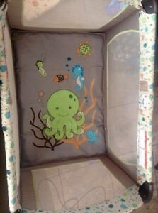 Under the sea playpen
