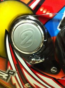 M2R MR-1500 CHIEF HELMET 1 SIZE M AND 1 SIZE L Windsor Region Ontario image 7