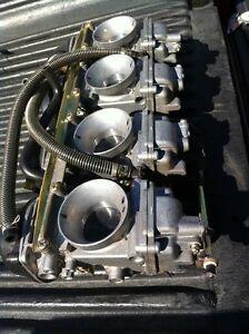 RARE GSXR750 38mm CARBURETORS Windsor Region Ontario image 5