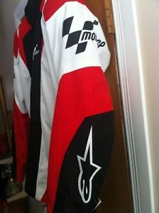 ALPINESTARS NEW MOTO GP JACKET SIZE L Windsor Region Ontario image 4