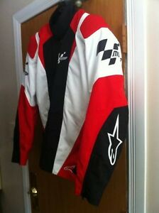 ALPINESTARS NEW MOTO GP JACKET SIZE L Windsor Region Ontario image 3