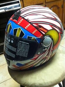 M2R MR-1500 CHIEF HELMET 1 SIZE M AND 1 SIZE L Windsor Region Ontario image 2