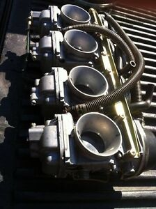 RARE GSXR750 38mm CARBURETORS Windsor Region Ontario image 6