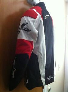 ALPINESTARS NEW MOTO GP JACKET SIZE L Windsor Region Ontario image 9