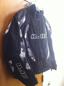 HJC NEW SECTOR 32 JACKET SIZE  M Windsor Region Ontario image 3