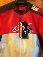 NEW ALPINESTARS STUNT 2 JACKET LEATHER NEW SIZE 42 Windsor Region Ontario Preview
