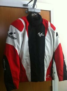 ALPINESTARS NEW MOTO GP JACKET SIZE L Windsor Region Ontario image 1