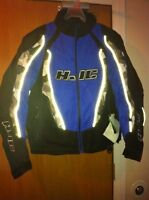 HJC SECTOR 32 S10 SNOWMOBILE JACKET SIZE M
