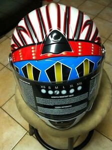 M2R MR-1500 CHIEF HELMET 1 SIZE M AND 1 SIZE L Windsor Region Ontario image 1