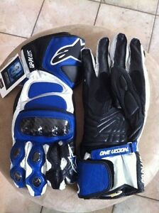 ALPINESTARS GP PLUS GLOVES NEW SIZE M Windsor Region Ontario image 7
