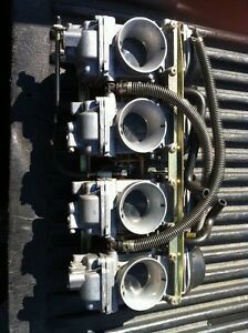 RARE GSXR750 38mm CARBURETORS Windsor Region Ontario image 4