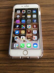 128 GB gold iPhone 7 plus with Rogers