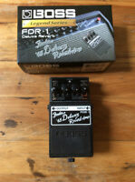 Boss Legend Series FDR -1 Deluxe Reverb Pedal