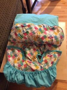 Worm Car seat cover 6$