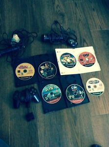 PLAYSTATION 2 in GREAT SHAPE, GAMES, CONTROLLERS!  London Ontario image 4