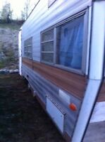 24ft travel trailer for sale or trade