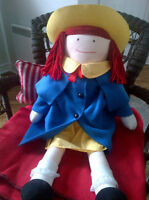 33 inch tall Madeline doll
