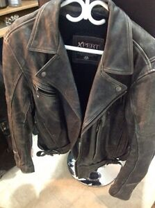 MINT XPERT PERFORMANCE LEATHER JACKET (Protective GEAR)