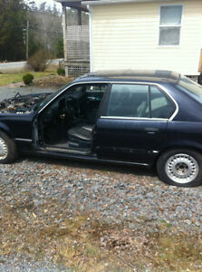 BMW 735i E32 1988 alsoE34, E23 735i , E28,E12 Parts