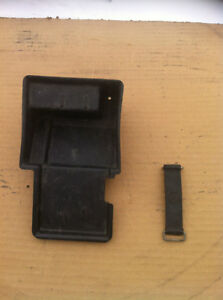 YAMAHA RZ500 RZ RZV500 RD500LC TOOL TRAY AND STRAP