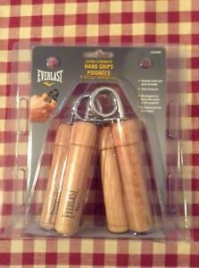 New/sealed Everlast Hand Grips