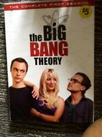 The Big Bang Theory Season 1 sealed pack