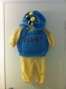 New Disney Honey Pot Pooh Bear Costume Infant 6-12 mos