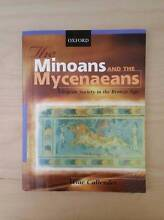 Oxford The Minoans and the Mycenaeans Baulkham Hills The Hills District Preview