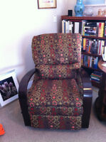 Jordan's La-Z-Boy Recliner Rocker Chair for Sale