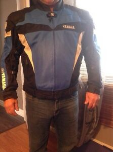 Yamaha armoured bike jacket