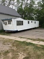 Free for scrap, 10x50 mobile home.