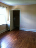 Amazing location with large rooms and walk in closet