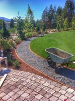 Landscaping and fence repair service