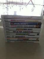 Nintendo Wii - Games - Used - Mint / Complete