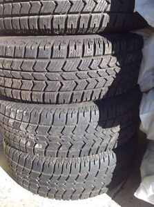 Winter tires and rims for 1999-2004 Odyssey $375 West Island Greater Montréal image 4