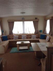 Delta Primero 6 berth static caravan for sale